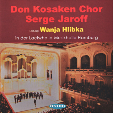 Don Kosaken Chor in der Laeiszhalle Cover
