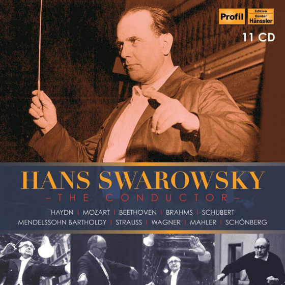 "Hans Swarowsky ""The Conductor"" CD Box-Set"