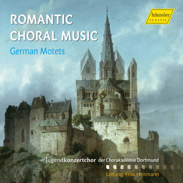 "CD ""Romantic Choral Music"""