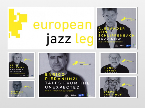 European Jazz Legends 2016