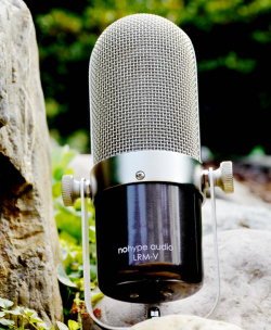NoHype Audio LRM-V Ribbon Microphone